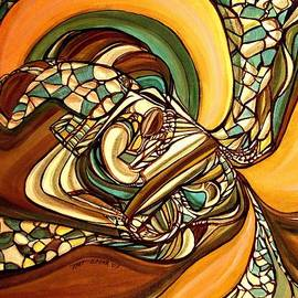 Teresa Young - Stained Glass Entity