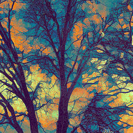 Douglas MooreZart - Stained Glass Forest No. 6