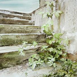 Anna Ewa Miarczynska - Stairway to Sky