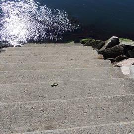 Anastasia Konn - Stairway to water