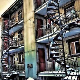 Daniel Castonguay - Stairways