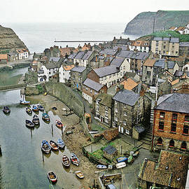 David Davies - Staithes Yorkshire UK 1980s