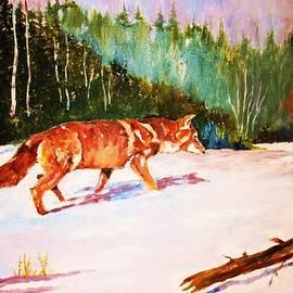 Al Brown - Stalking in Winter