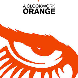 Kevin Trow - Stanley Kubrick A Clockwork Orange Movie Poster