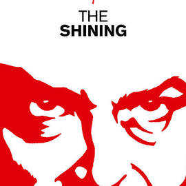 Kevin Trow - Stanley Kubrick The Shining Movie Poster
