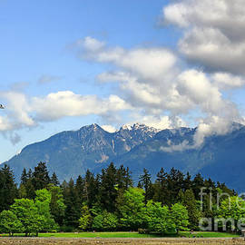 Charline Xia - Stanley Park and Lions Mountain