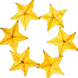 Paul Ge - Star fruit slice