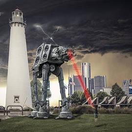 Nicholas  Grunas - Star Wars All Terrain Armored Transport