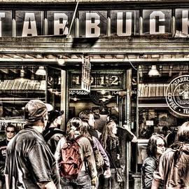 Spencer McDonald - Starbucks 1971