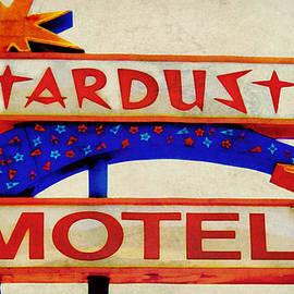 Ann Powell - Stardust Motel Sign