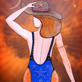 Joseph J Stevens - Stargirl Takes Some Sun and Moon