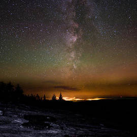 Brent L Ander - Stars Over Cadillac Mountain