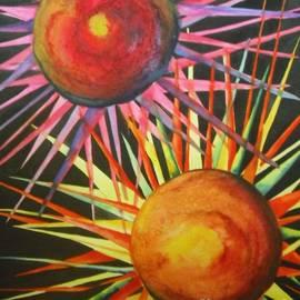 Chrisann Ellis - Stars with Colors