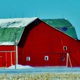 Daniel Thompson - State Line Barn