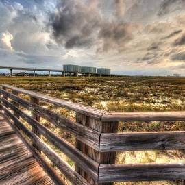 Michael Thomas - State Park Boardwalk Corner