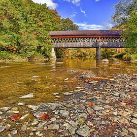 Marcia Colelli - State Rd. Covered Bridge