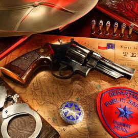 Daniel Alcocer - State Trooper