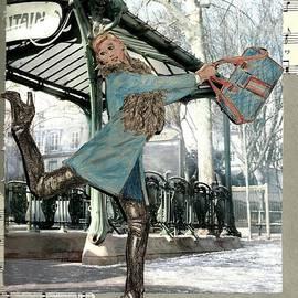 P J Lewis - Station Dance