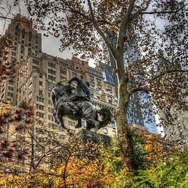 Allen Beatty - Statue of Jose Marti