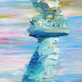 Fabrizio Cassetta - STATUE OF LIBERTY - THE TORCH