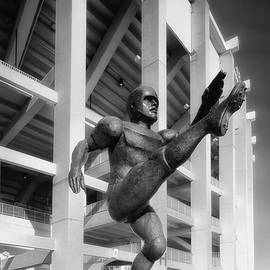 Mountain Dreams - Statue Outside Veterans Stadium in Philadelphia