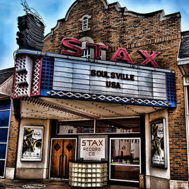 Stephen Stookey - Stax Records