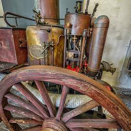 Adrian Evans - Steam Fire Engine