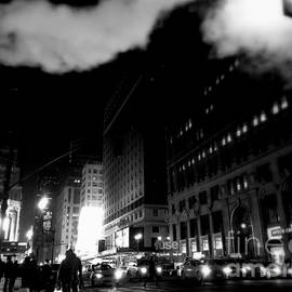 Miriam Danar - Steam Heat - New York at Night