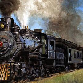Dale Jackson - Steam Locomotive