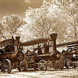 Paul W Faust -  Impressions of Light - Steam Powered Farming