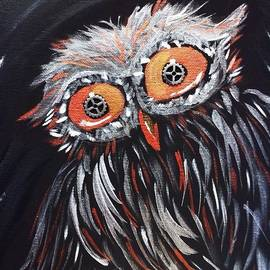 Kate Hart - Steam Punk Owl