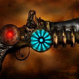 Kim Gauge - Steam Punk Pistol