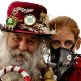 James Stough - Steam Punk Santa