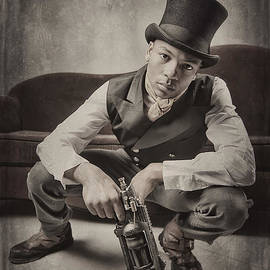 David April - Steam Punkz III