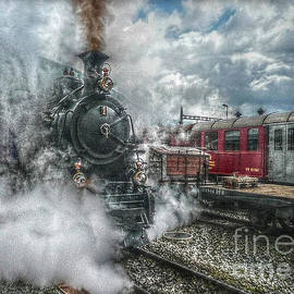 Hanny Heim - Steam Train