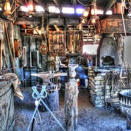 John Straton - Steampunk Blacksmith Shop v1