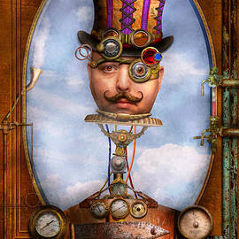 Mike Savad - Steampunk - Integrated
