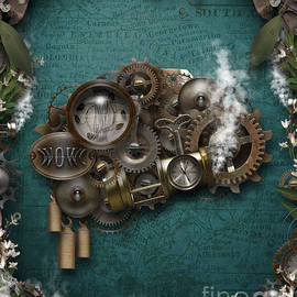 Lonetta Avelar - Steampunk on the Brain