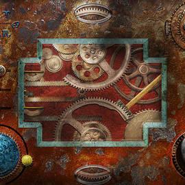 Mike Savad - Steampunk - Pandora