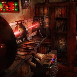 Mike Savad - Steampunk - Photonic Experimentation