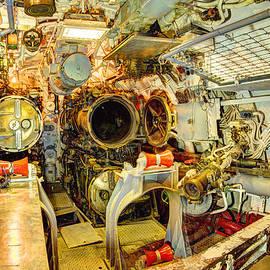 John Straton - Steampunk Submarine 2 Aft Torpedo Room