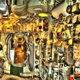 John Straton - Steampunk Submarine