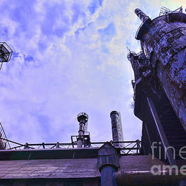 Paul Ward - Steel Stacks Perspective