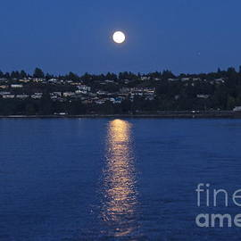 Sean Griffin - Steilacoom Moonrise