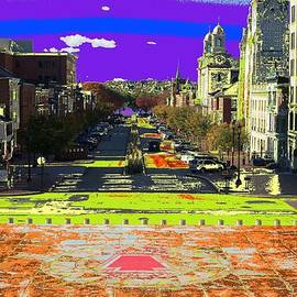 Rob Luzier - Steps of State Capital.