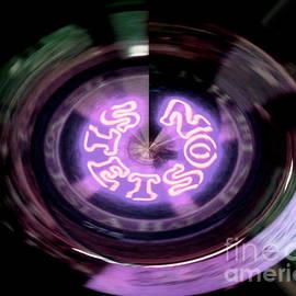 Kelly Awad - Stetson in Purple