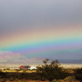 Valerie Loop - Stetson Winery Rainbow