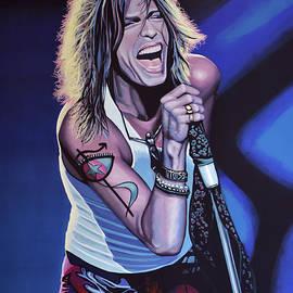 Paul Meijering - Steven Tyler of Aerosmith