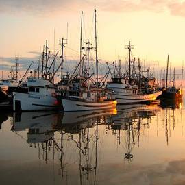 Shirley Sirois - Steveston Harbour