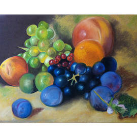 Graciela Scarlatto - Still life 2